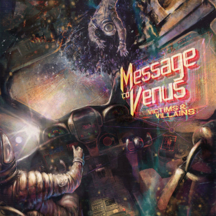 MESSAGE_TO_VENUS_-_VICTIMS_&_VILLAINS_-_COVER