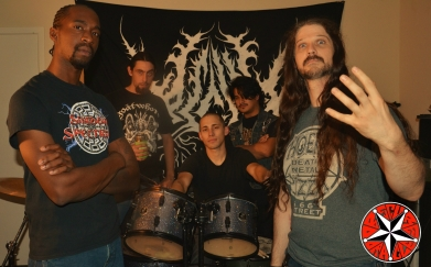 Band Pic with logo