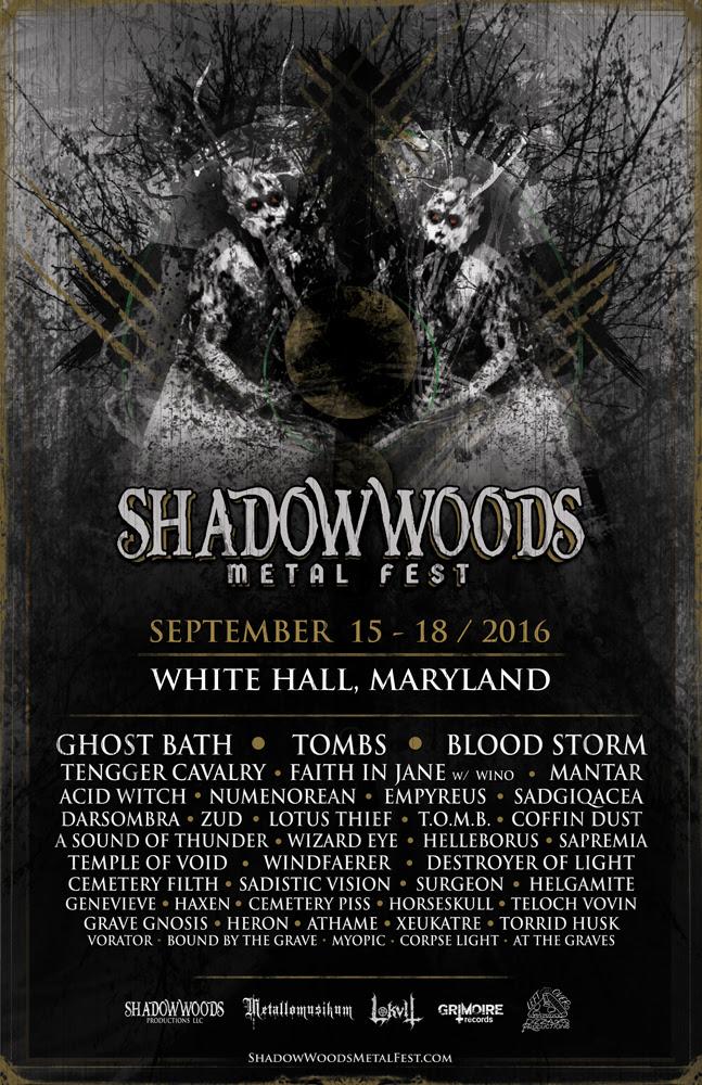 Shawdowwoods