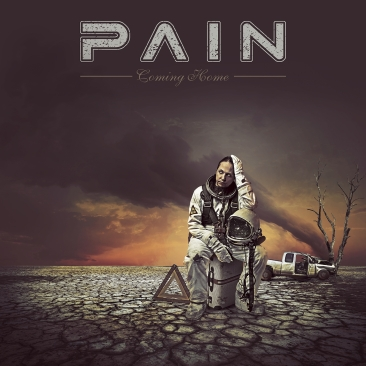 Pain - Coming Home - Artwork