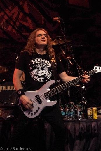 Dave Ellefson- Metal Allegiance