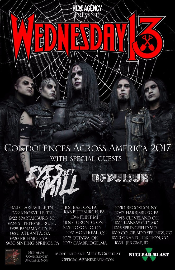 wednesday13tour