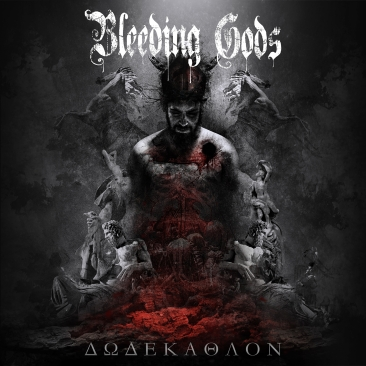 Bleeding Gods - Dodekathlon - Artwork
