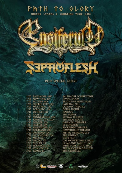 Tours Of The Unholy  
