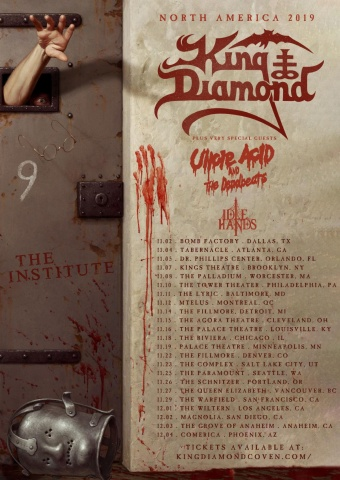 Kingdiamondtour