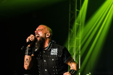 Killswitch Engage Party In Las Vegas, Thrown Into Exile